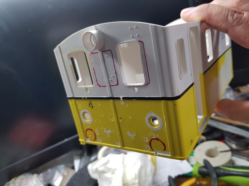 Transformació locomotora cremallera LGB  20180733
