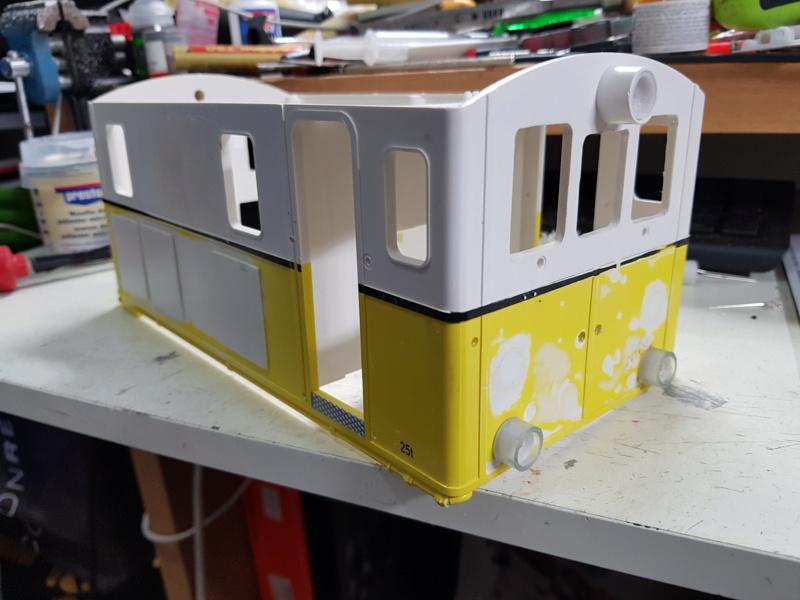 Transformació locomotora cremallera LGB  20180736