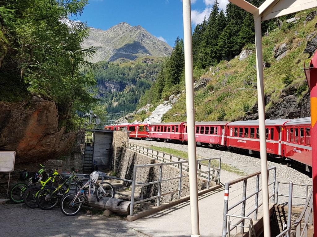 Escapada al Bernina Express 20180870