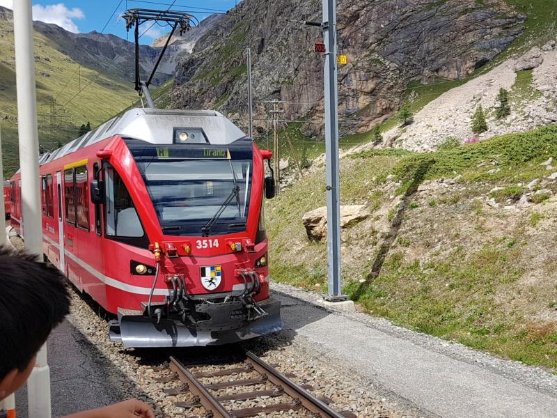 Escapada al Bernina Express 20180881