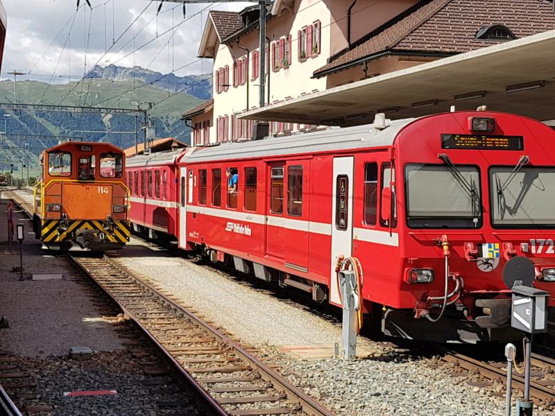 Escapada al Bernina Express 20180884
