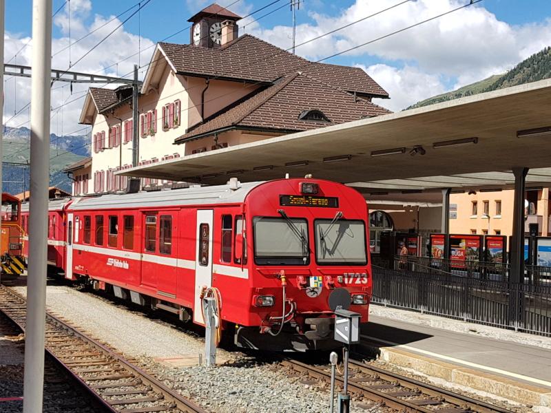 Escapada al Bernina Express 20180885