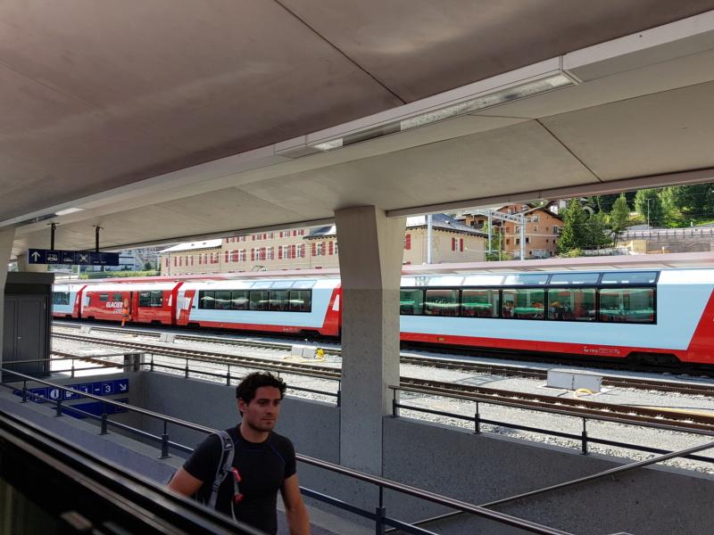 Escapada al Bernina Express 20180891