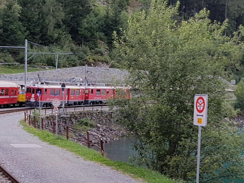Escapada al Bernina Express 20180895