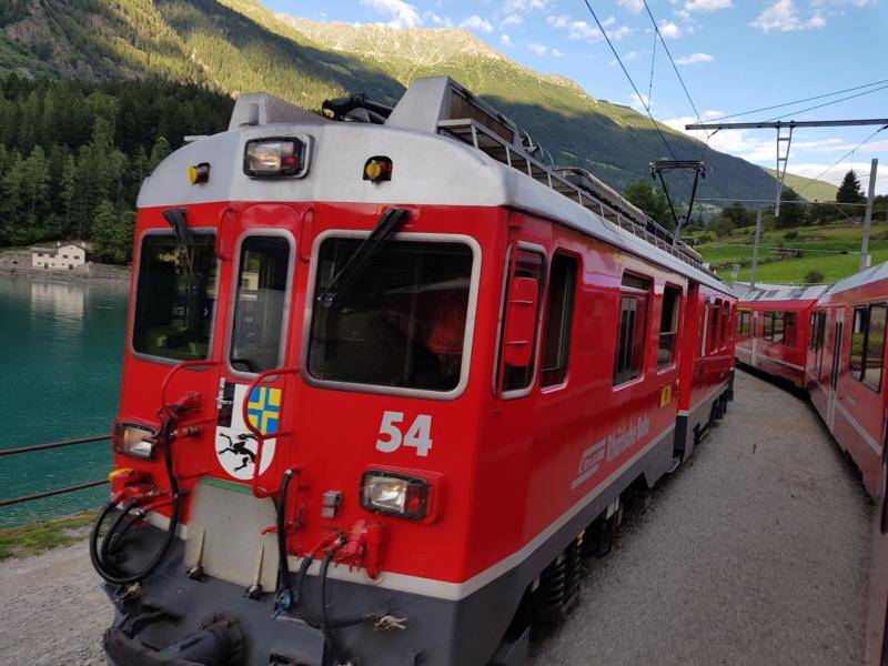 Escapada al Bernina Express 20180896