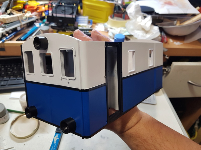 Transformació locomotora cremallera LGB  - Página 8 20190320