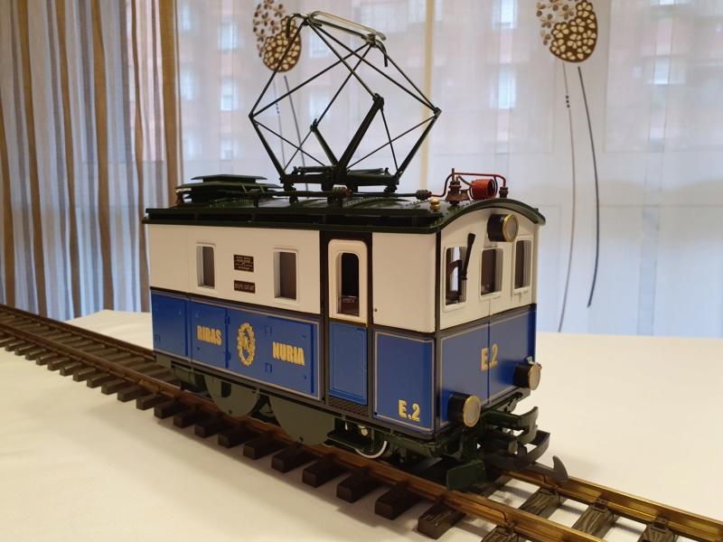 Transformació locomotora cremallera LGB  - Página 8 20191210