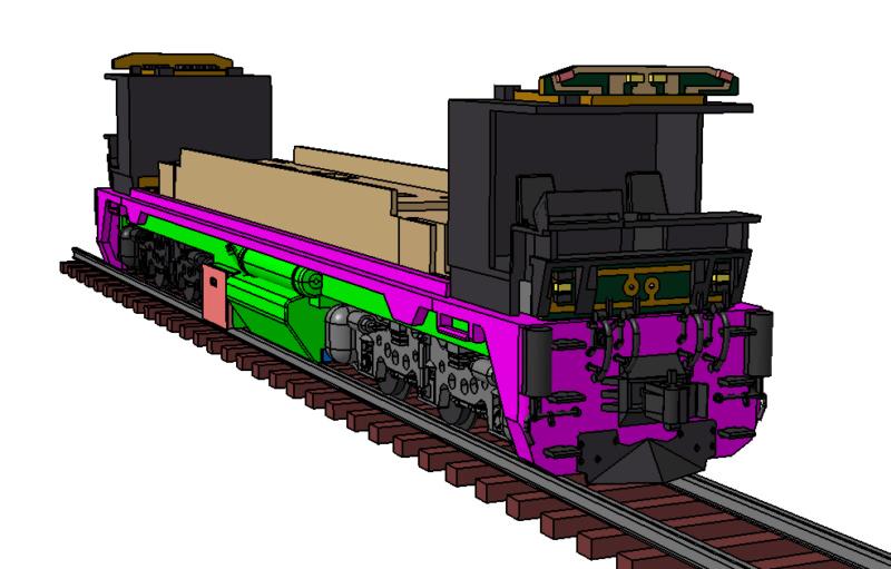 FGC 254 a escala H0m 254_2010
