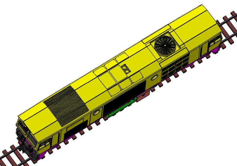 FGC 254 a escala H0m 254_2011