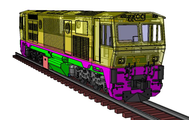 FGC 254 a escala H0m 254_2012