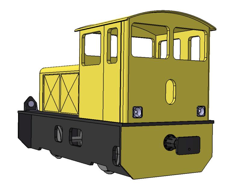Tractor 801 FGC 801fgc10