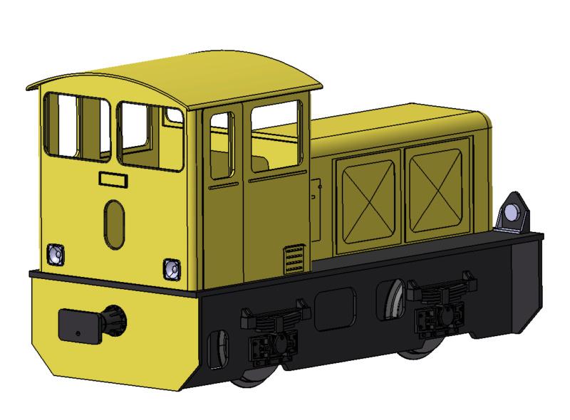 Tractor 801 FGC 801fgc12