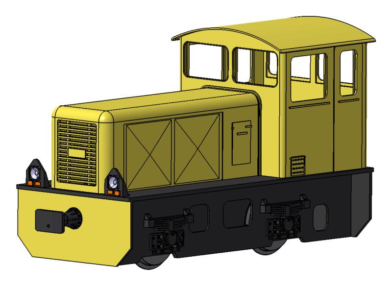 Tractor 801 FGC 801fgc13