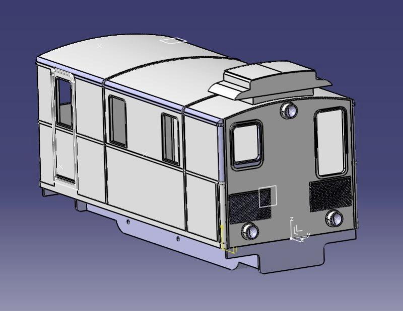 Locomotora E3 del cremallera de Núria E3_19012