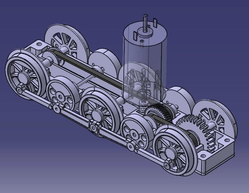 Locomotora E3 del cremallera de Núria - Página 3 E3_30110