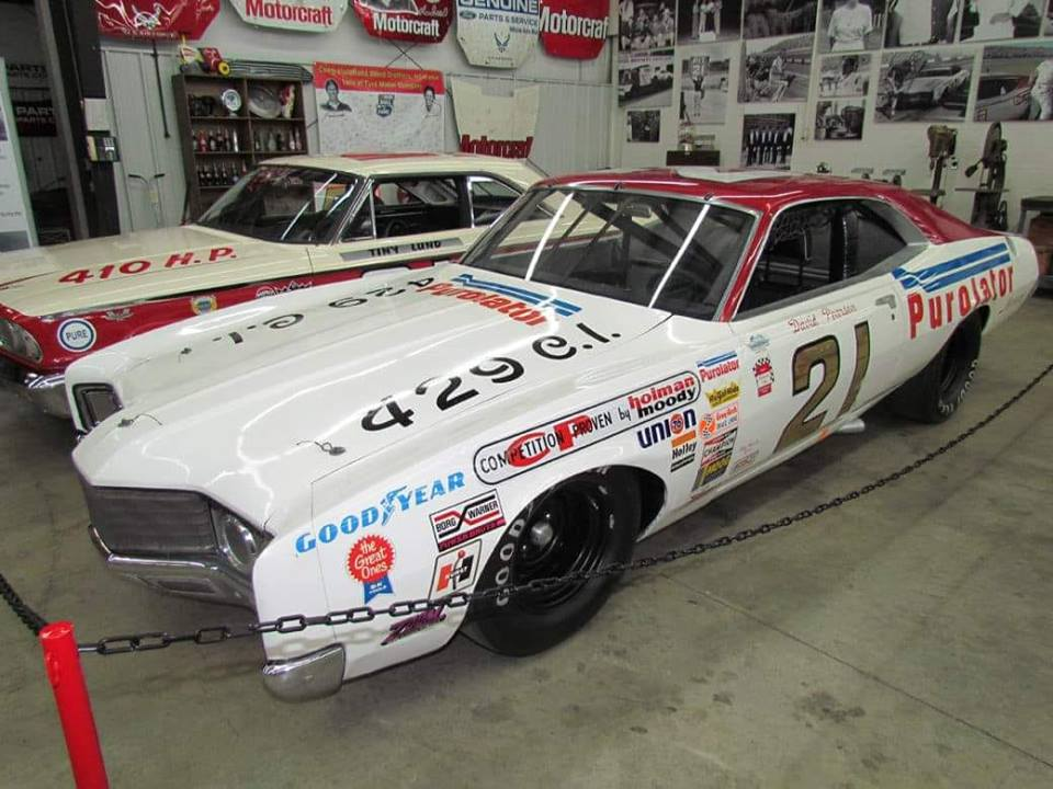 NASCAR Mercury David Pearson PUROLATOR #21 48908410