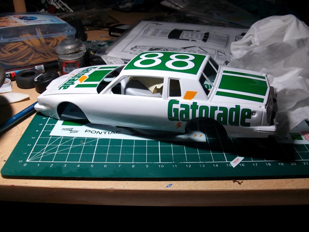 "#88 Pontiac Grand Prix 1984 Rusty Wallace "" GATORADE"" Imgp2211"