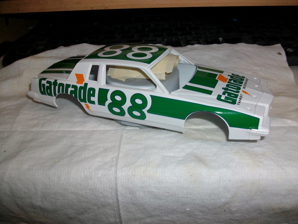 "#88 Pontiac Grand Prix 1984 Rusty Wallace "" GATORADE"" Imgp2212"