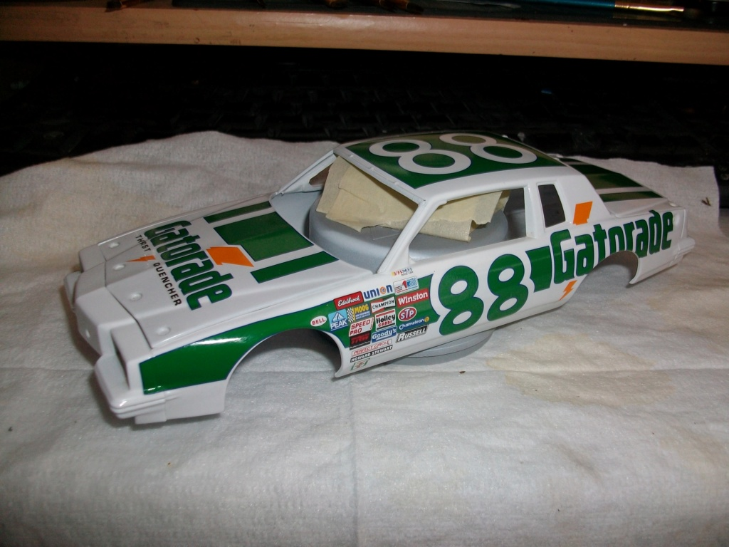 "#88 Pontiac Grand Prix 1984 Rusty Wallace "" GATORADE"" Imgp2213"