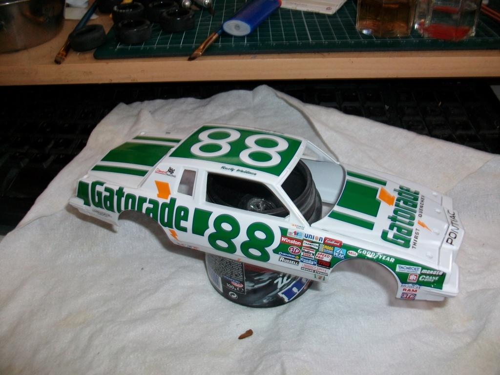 "#88 Pontiac Grand Prix 1984 Rusty Wallace "" GATORADE"" Imgp2214"