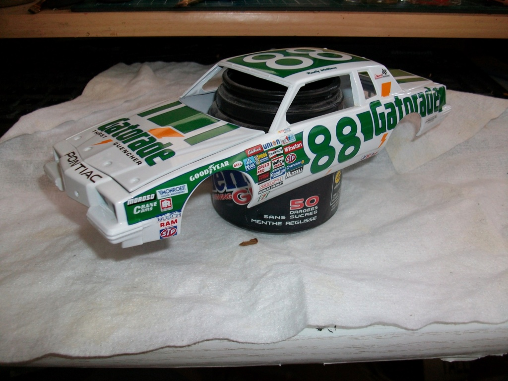 "#88 Pontiac Grand Prix 1984 Rusty Wallace "" GATORADE"" Imgp2215"