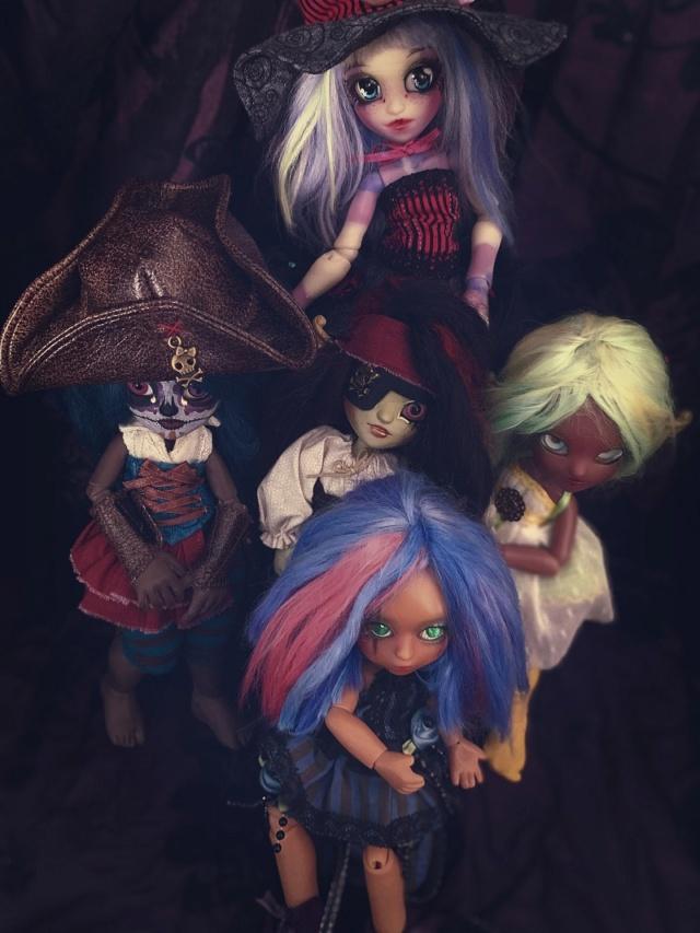 Faitytales Treasures family [Butterfly x2, Coconut, Yuzu) 3bbe5210