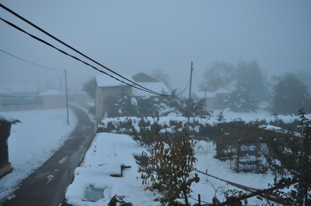 Tempête de neige Novemb23