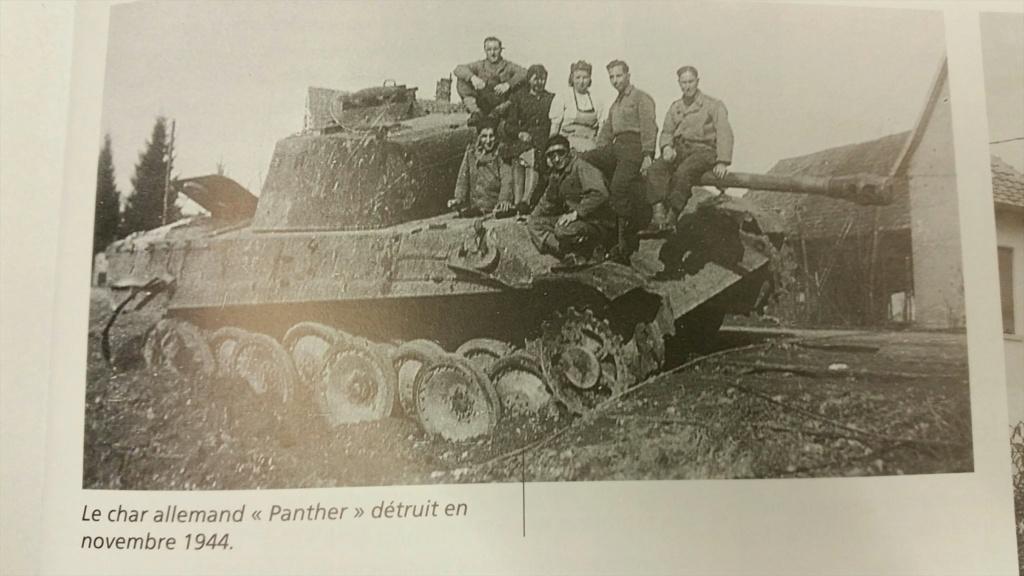 combat d'OBENHEIM / GERSTHEIM fin novembre 1944 Panthe10