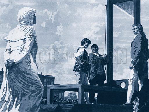 Marie Antoinette  conduite au supplice - Page 9 B2689210