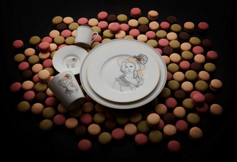 Marie-Antoinette par Maison Fragile Maison10