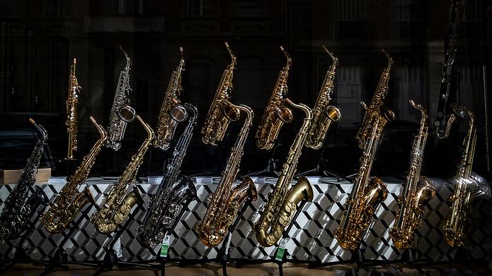 Le salon de musique - Une histoire de sax... 33465410