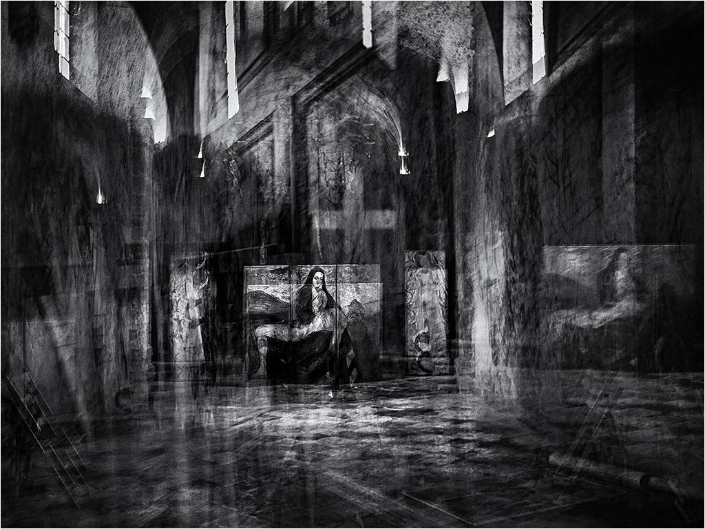 """"""" la chapelle du peintre """" _1310314"""