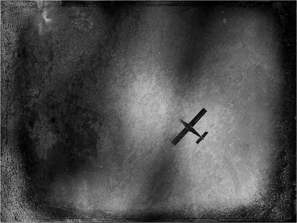 """ L'avion perdu..."" _1340210"
