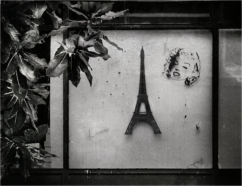 """"""" Américaine à Paris """" _1350110"""