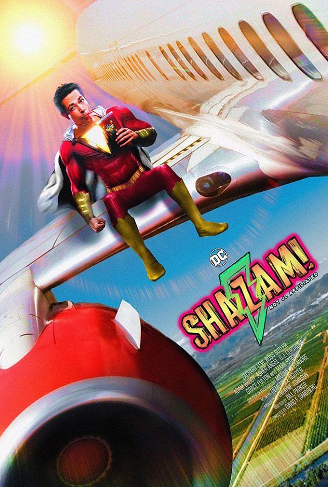 Shazam! 33761711