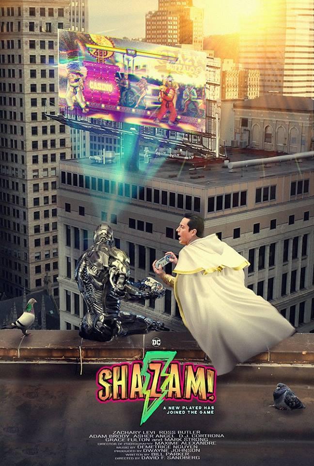 Shazam! 33766911