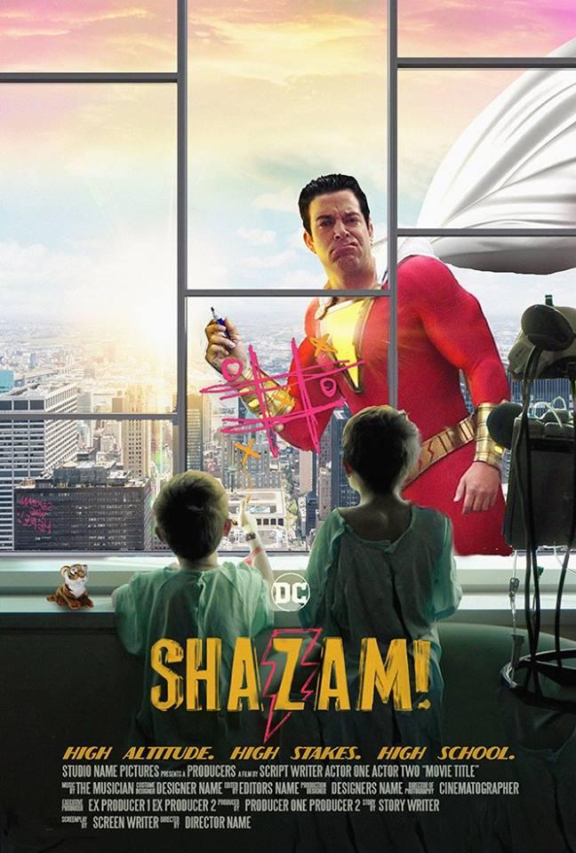 Shazam! 33837510