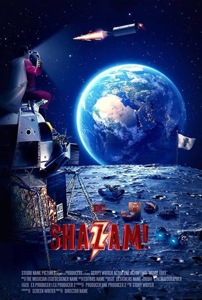 Shazam! 33985610