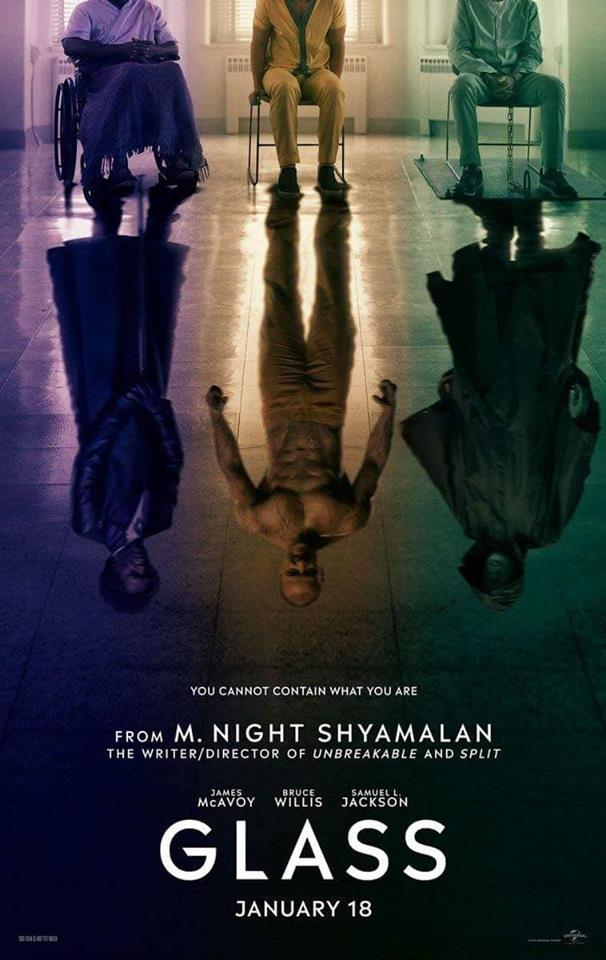 GLASS de M.Night Shyamalan 36268010