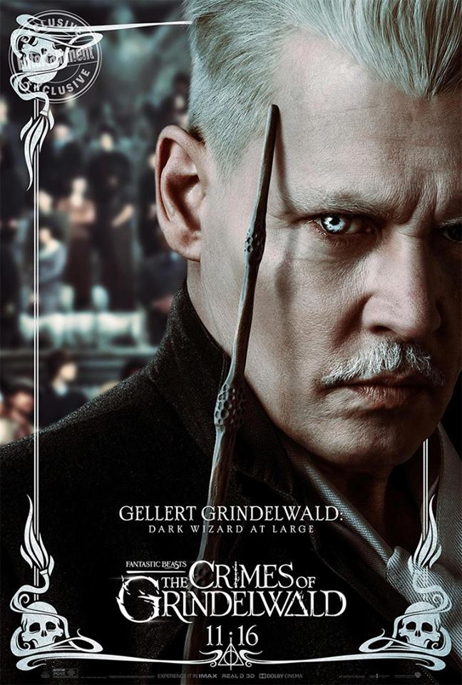Animales Fantásticos: Los Crímenes de Grindelwald  42601010
