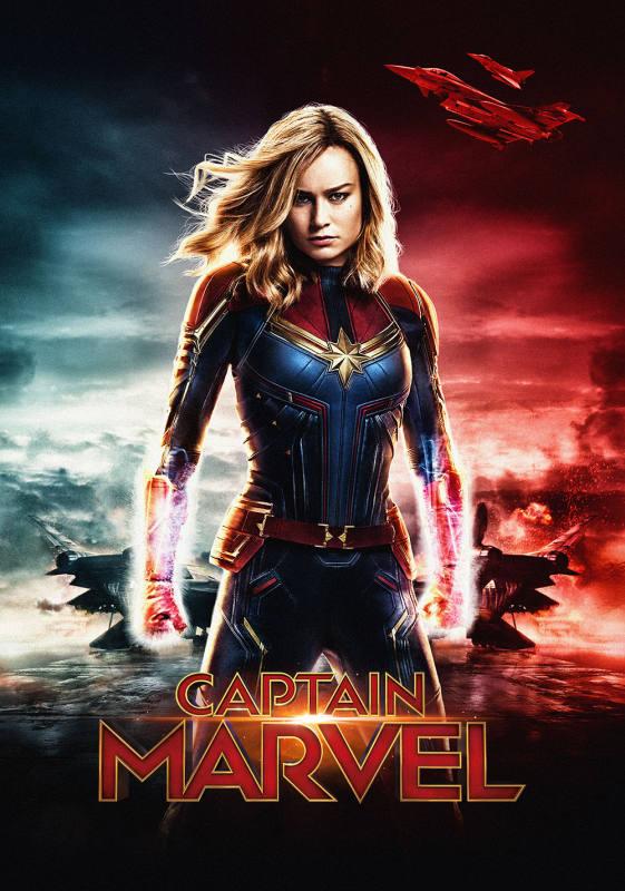 Captain Marvel - Capitana Marvel - Página 3 Captai10