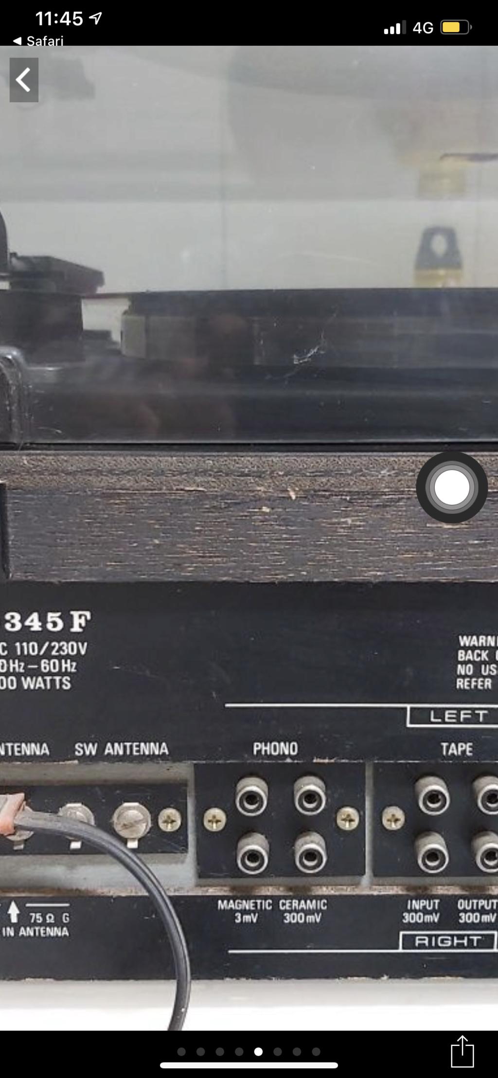 Ajuda a descobrir a refª da agulha para um hifi marca trident dx-345f Japonês 353e7d10