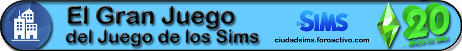 CiudadSims - Portal Anunci10