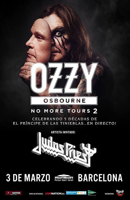 OZZY y Judas en Barcelona (Marzo 2019) 40505610