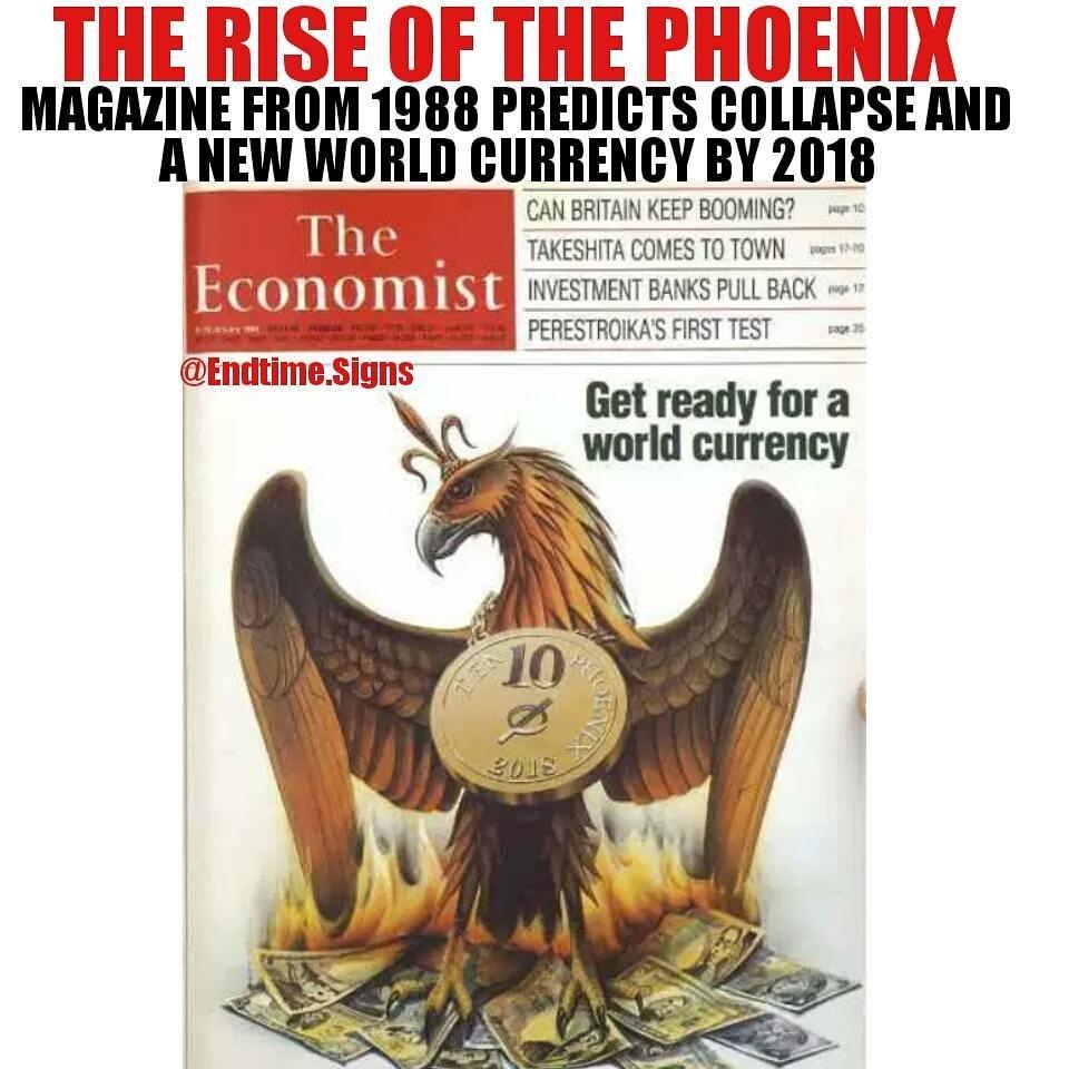 Crisis Mundial ¿será una conspiración muy organizada? Flashb10