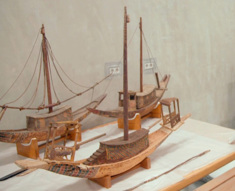 tutankhamun model boats Ahr0cd10