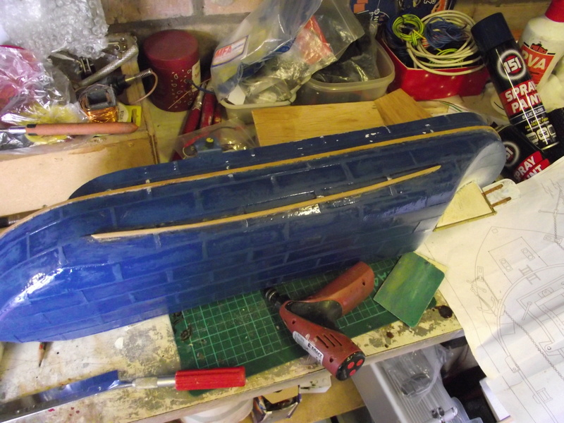 H.M.S. Crane flatiron gun boat 1872 Dscf8011