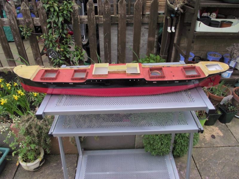 s s cordene steam coaster  Dscf9121