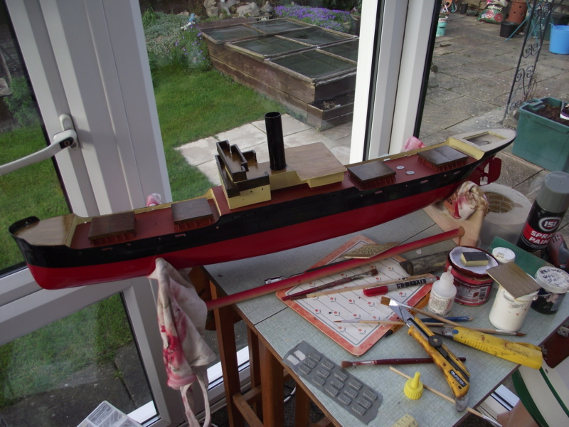 s s cordene steam coaster  Dscf9214