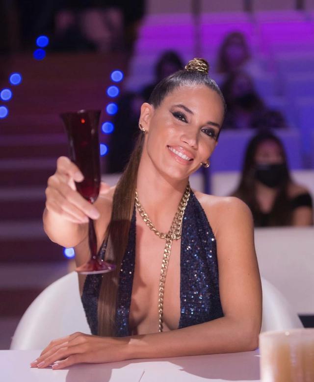 Oh lala, la  Pedroche,  el tópic  del  #teamatabal 9dcd9110
